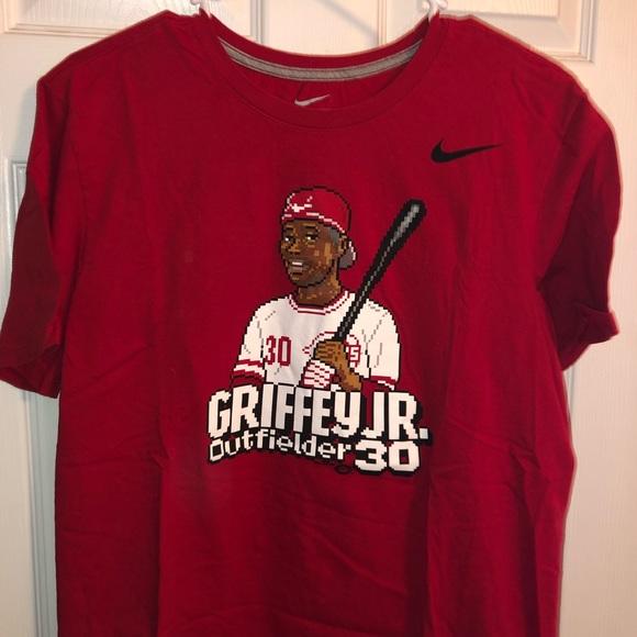 size 40 5e27f 1ac6d Ken Griffey Jr. T-Shirt
